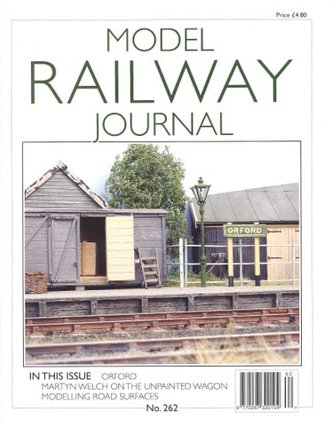 Model Railway Journal details